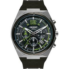 7cf4e489720 Relógio Masculino Orient Analógico Esportivo MBSPC030 nas Lojas  Americanas.com