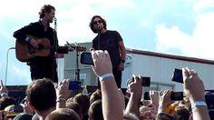 Falling Slowly - Glen Hansard and Eddie Vedder - Pearl Jam 20