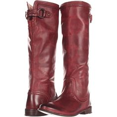Red Riding Boots