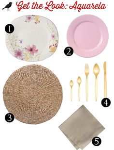 como colocar a mesa, mesa posta, mesa floral, candy color, mesa pastel, prato aquarela, detalhes mesa, get the look, we share ideas