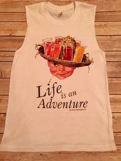 Life is an Adventure Tank