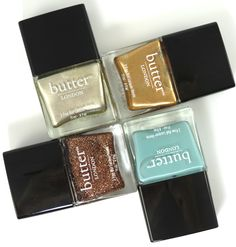 butter LONDON Summer Holiday Collection Review, Swatches