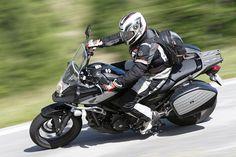 Bei Honda führt die Honda NC 750 X die Liste der meistverkauften Bikes mit 13,1 % an, gefolgt von der NC 750 S mit 11,7 %.