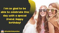 Birthday Wishes for Best Friend Female in HD - Happy Birthday Wishes Uncle Birthday Quotes, Happy Birthday Quotes For Her, Birthday Wishes For Women, Happy Birthday Wishes, Special Girl, Special Person, Inspirational Birthday Wishes, Elegant Girl, Funny Girl Quotes