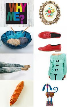 Why not? by Efrat Weisz on Etsy--Pinned with TreasuryPin.com