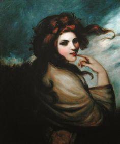 George Romney (1734 – 1802) Emma Hamilton
