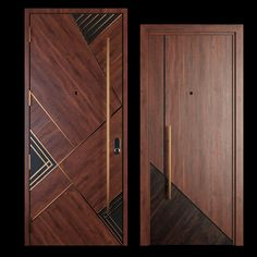 Flush Door Design, Single Door Design, Wooden Front Door Design, Home Door Design, Main Entrance Door Design, Bedroom Door Design, Door Design Interior, House Main Door Design, Modern Wood Doors