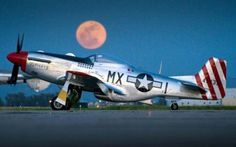 P-51 Mustang !