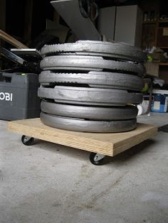 Back To Primal: Vertical plate storage