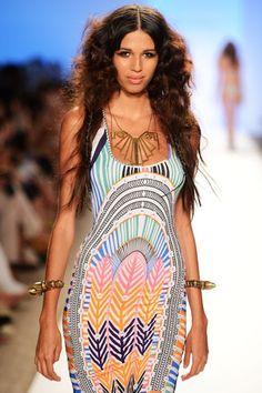 Mara Hoffman Basket Weave Maxi Dress. aaahhhhh god i love mara hoffman