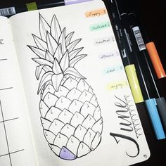 Image result for watermelon mood tracker
