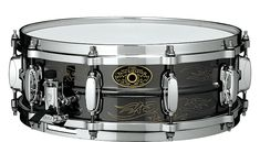 "Kenny Aronoff TAMA Signature Snare Drum ""The Trackmaster"""