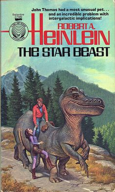 Robert A. Heinlein - The Star Beast