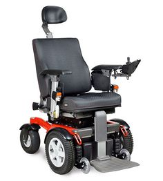 quickie puma 40 sline power wheelchair