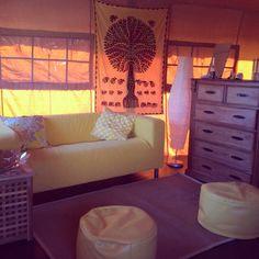 Gastenverblijf #amarilo #geel