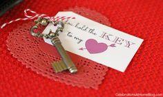 #DIY Valentine's Day Card http://blog.homes.com/2013/02/valentines-day-table-for-two/# #ValentinesDay
