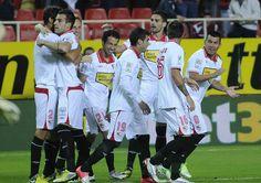 Gol del Sevilla FC