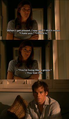 Dexter dating deb