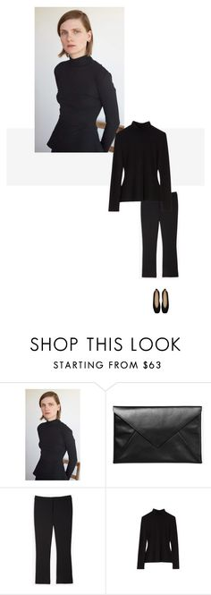 """/"" by darkwood ❤ liked on Polyvore featuring Lucca Couture and Maison Margiela"