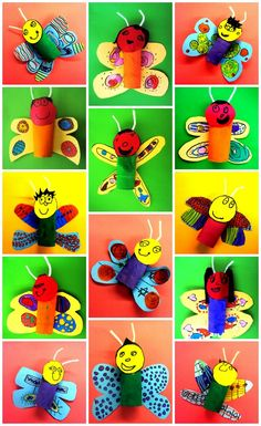Truly inspiring Art ideas for Children and Adults - Her pins are here:  http://pinterest.com/scartteacher/