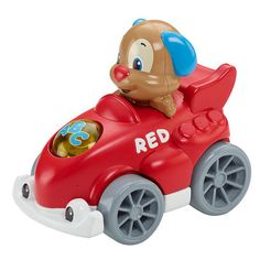 "Fisher Price Laugh and Learn Smart Speedsters Vehicle - Puppy's Car - Fisher-Price - Toys""R""Us"