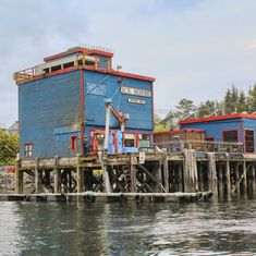 18 amazing days in British Columbia & Alberta, Canada: Ice House Oyster Bar in Tofino town, Vancouver Island Tofino Bc, Ice Houses, Oyster Bar, Western Canada, And So The Adventure Begins, Canadian Rockies, Like A Local, Whale Watching, Vancouver Island