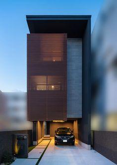 北向きリビングでも明るく開放的な3階建て住宅   建築実例   アドヴァンスアーキテクツ