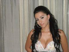 Hot Israel Lady In Beautiful Dress