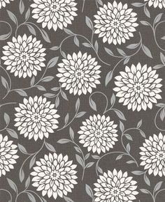 Beautiful Grey and white flowers and light grey leaves in a composition that makes sort of rounds