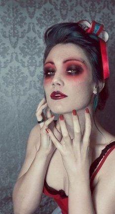 Maquiagem para o Halloween - ideias criativas - VilaMulher