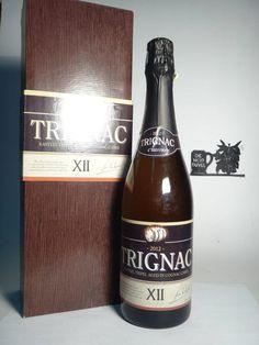 Trignac  Kasteelbier tripel gerijpt op cognacvaten.  Br. Van Honsebrouck