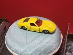 VINTAGE 1960S LESNEY MATCHBOX #33 Lamborghini MIURA IN VN CONDITION #Matchbox #Lamborghini