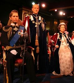 Madame Tussaud's Wax Museum London