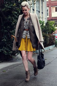 Chanel/Layering