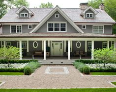 Traditional Exterior Design, Pictures, Remodel, Decor and Ideas - page 2