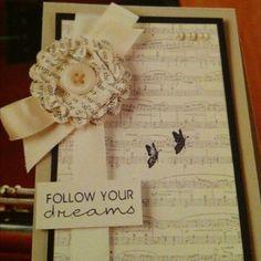 Music follow dreams