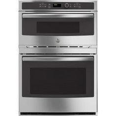 30 Combination Wall Oven with Cu. Capacity, 6 Rack Oven Configuration, Self Clean Mode with Steam Clean Option, European Convection, 7 Advantium Cookin Built In Microwave, Microwave Oven, Compact Microwave, Combination Microwave, Cleaning Oven Racks, Electric Wall Oven, Stainless Steel Oven, Thing 1, Home Living