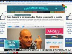 Argentinos se movilizan contra ola de despidos masivos estatales