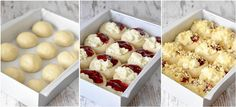 Making of Puddingbuchteln