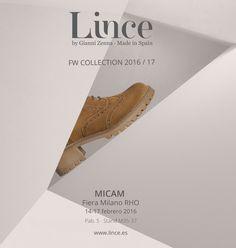 Del 14 al 17 de febrero, podéis encontrarnos en #MICAM. Estaremos presentando nuestra Colección FW/16. ¿Os animáis a hacernos una visita? #calzado #shoes #madeinspain #hechoenespaña #moda #tendencias #micam #milano #milan #zapatos #shoes