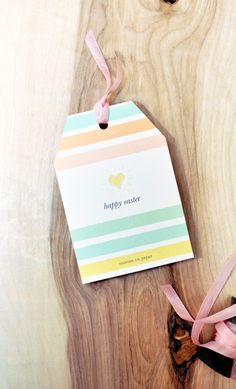Printable easter gift tags easter easter basket tag free download negle Choice Image