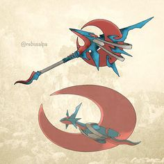 Mega Salamence Weaponized (Pokemon)