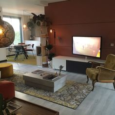 Flat Screen, Dining Table, Interior, Furniture, Home Decor, Style, Blood Plasma, Swag, Decoration Home