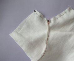 Coupe Couture : Monter les manches (2ème méthode)