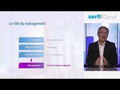 Ces armées de managers qui pèsent sur l'efficience de l'entreprise, Xerfi Canal, septembre 2017