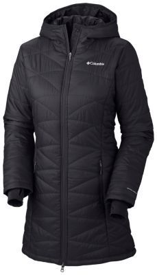 May be time for a real winter coat. Women's Mighty Lite™ Hooded Jacket - Plus Size