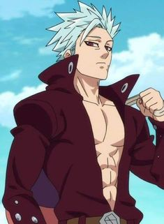 seven deadly sins ban Anime Seven Deadly Sins, 7 Deadly Sins, Anime Angel, Cool Animes, Ban E Elaine, Ban Anime, Animé Fan Art, Seven Deady Sins, 7 Sins