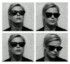 Persona (1966) | Bibi Andersson | Sunglasses | Ingmar Bergman