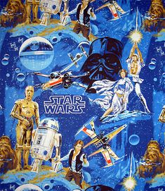 Star Wars Bed sheets!