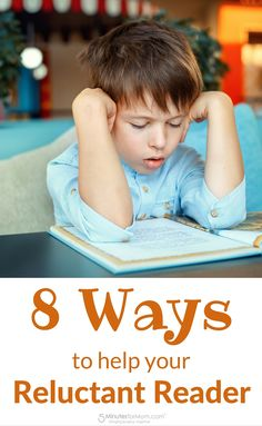 How to Help Your Reluctant Reader